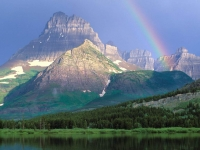Swift Current Glacier National Park